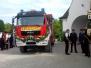 Fahrzeugsegnung Feuerwehr Utting 28.06.2014