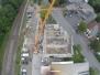 Abbruch Dachkonstruktion 02.09.2014