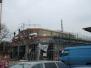 Der Dachstuhl wird gebaut 20.11.2014