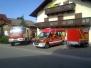 Fahrzeugsegnung Feuerwehr Pürgen 20.07.2014