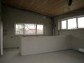 Sozialraum mit Küche im Obergeschoss
