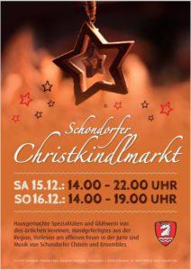 Christkindlmarkt Schondorf @ Christkindlmarkt