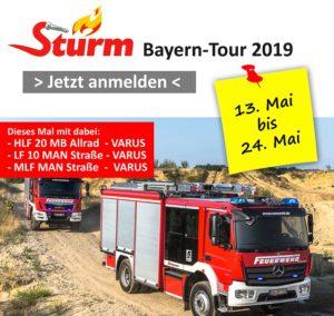Fahrzeugvorführung der Firma Sturm Feuerschutz @ Freiwillige Feuerwehr Schondorf am Ammersee